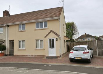 Thumbnail 2 bed flat to rent in Cleeve Grove, Keynsham, Bristol