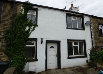 Thumbnail 2 bed cottage for sale in New Hey Road, Brighouse, West Yorkshire