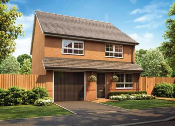 "Thumbnail 4 bed detached house for sale in ""Tewkesbury"" at Manchester Road, Prescot"