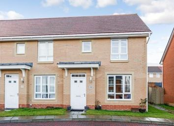 Thumbnail 3 bed end terrace house for sale in Martyn Grove, Cambuslang, Glasgow, South Lanarkshire