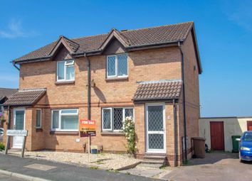 Thumbnail 2 bed semi-detached house for sale in Smallridge Close, Staddiscombe