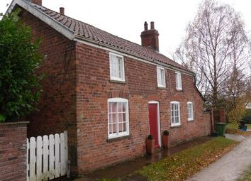 Thumbnail 4 bed cottage to rent in Chapel Lane, Horkstow
