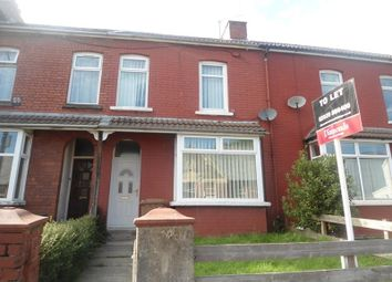 Thumbnail 3 bedroom terraced house to rent in School Street, Llanbradach, Caerphilly
