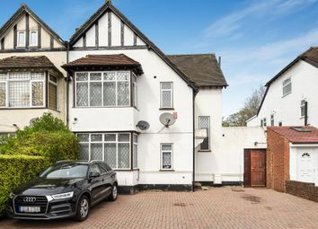 Thumbnail 5 bed semi-detached house for sale in Edgware, Middlesex