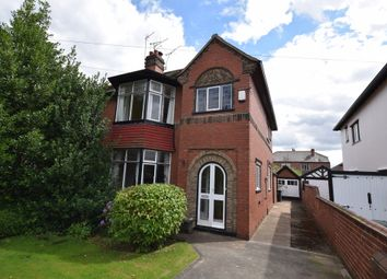 Thumbnail 3 bed semi-detached house for sale in Leger Court, Bennetthorpe, Doncaster