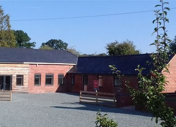 Thumbnail 4 bedroom barn conversion for sale in 3 Church Farm Close, Forden, Welshpool