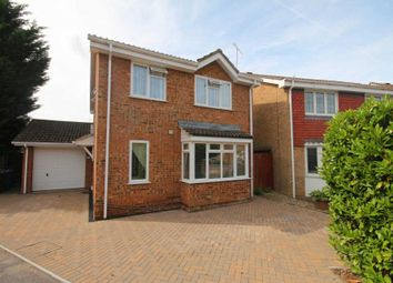 Thumbnail 4 bed detached house for sale in Ramsbury Close, Bracknell