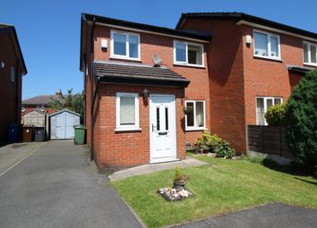 Thumbnail 3 bed semi-detached house for sale in St. Richards Close, Atherton, Manchester