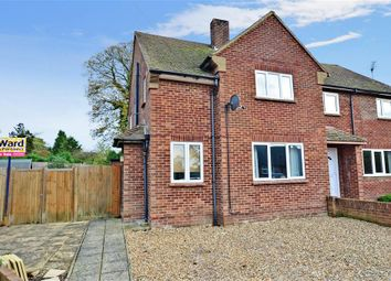 Thumbnail 3 bed semi-detached house for sale in Scratton Fields, Cobham, Kent