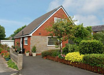 Thumbnail 3 bedroom detached bungalow for sale in St. James Close, Lostock Hall, Preston