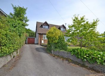 Thumbnail 3 bed detached house for sale in Spacious Detached House, High Cross Lane, Newport