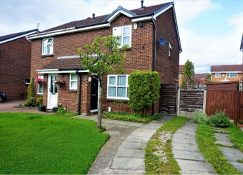 Thumbnail 3 bedroom semi-detached house to rent in Chevington Drive, Stockport