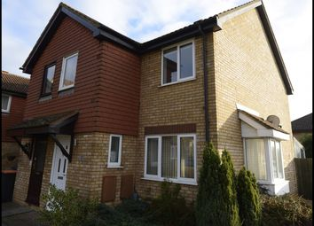 Thumbnail 3 bed end terrace house for sale in Harrold Priory, Bedford, Bedford