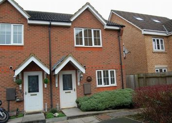 Thumbnail 2 bed end terrace house for sale in Timken Way, Daventry, Northants