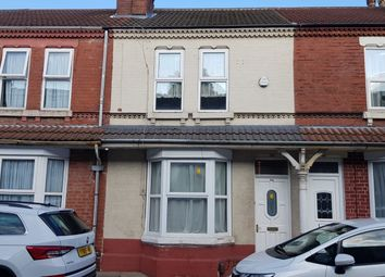 Thumbnail 2 bed terraced house to rent in Cunningham Road, Doncaster