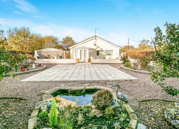 Thumbnail 4 bed detached bungalow for sale in Ditton Lane, Moreton, Wirral