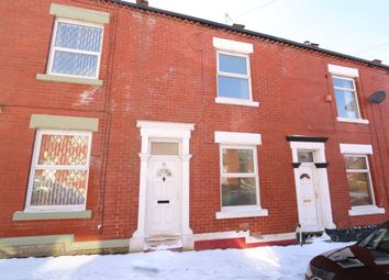 Thumbnail 3 bed terraced house for sale in Warrington Street, Stalybridge