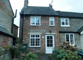 Thumbnail 2 bed semi-detached house for sale in King Street, Duffield, Belper, Derbyshire