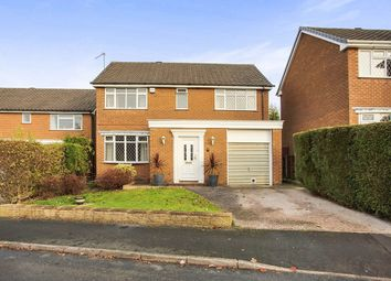 Thumbnail 4 bed detached house for sale in Thames Close, Congleton
