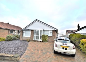 Thumbnail 3 bed bungalow for sale in Derwent Avenue, Garforth, Leeds