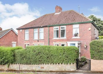 Thumbnail 3 bed semi-detached house for sale in Knapton Avenue, Rawmarsh, Rotherham, South Yorkshire