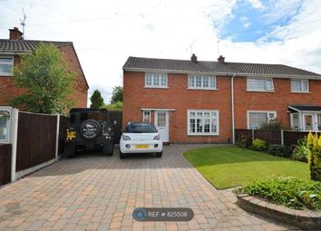 Thumbnail 3 bed semi-detached house to rent in Rolleston Road, Leicester