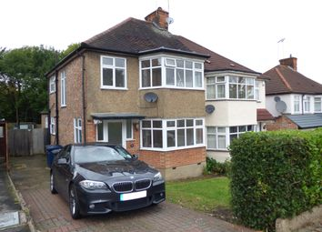 Thumbnail 3 bedroom semi-detached house to rent in Monks Avenue, Barnet