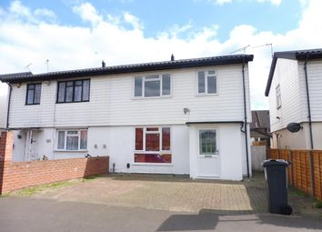 Thumbnail 3 bed semi-detached house to rent in St. Dunstans Road, Hounslow