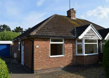 Thumbnail 2 bed semi-detached bungalow for sale in Beechwood Avenue, Westone, Northampton