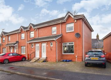 Thumbnail 3 bed end terrace house for sale in Thomson Street, Johnstone