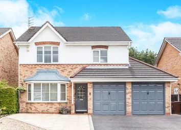Thumbnail 4 bedroom detached house for sale in Brambling Way, Lowton, Warrington, Cheshire