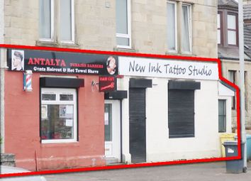Thumbnail Commercial property for sale in 105 And 107, West Main Street, Harthill ML75Pu
