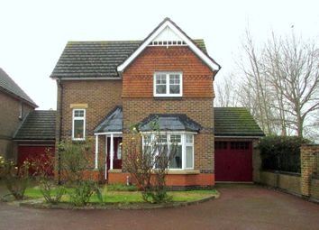 Thumbnail 3 bed detached house to rent in Barham Way, Portsmouth