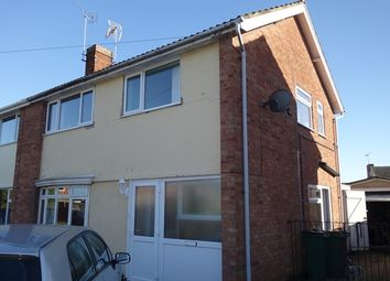 Thumbnail 3 bed shared accommodation to rent in Latimer Close, Blaby, Leicester