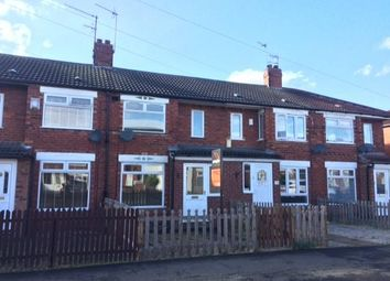 Thumbnail 2 bed terraced house for sale in Moorhouse Road, Hotham Road South, Hull