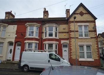 Thumbnail 2 bedroom terraced house for sale in Wykeham Street, Liverpool, Merseyside