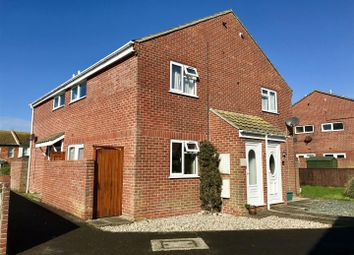 Thumbnail 1 bed semi-detached house for sale in Sandpiper Way, Weymouth