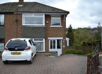 Thumbnail 3 bedroom semi-detached house for sale in Weston Vale Road, Queensbury, Bradford