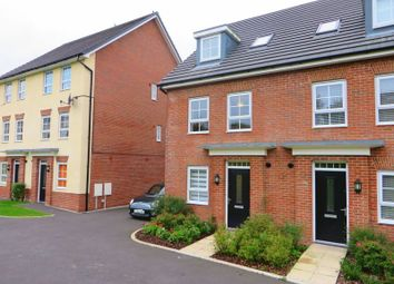 Thumbnail 4 bedroom semi-detached house for sale in Rayleigh Close, Radcliffe, Manchester