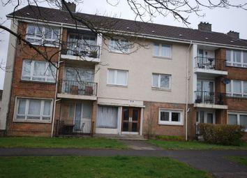 Thumbnail 2 bed flat for sale in 42 Maxwellton Avenue, Calderwood, East Kilbride