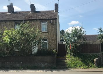 Thumbnail 2 bed end terrace house to rent in Newton Road, Bletchley