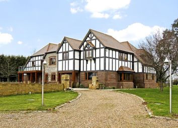 Thumbnail 6 bed detached house for sale in Furners Lane, Woodmancote, Henfield, West Sussex
