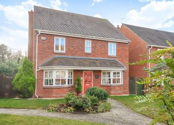 Thumbnail 4 bed detached house for sale in Woodfield Gardens, Belmont Abbey, Hereford.