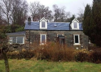 Thumbnail 3 bedroom cottage for sale in Ardentinny, Dunoon