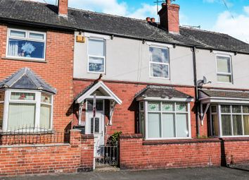Thumbnail 3 bed terraced house for sale in Auckland Road, Mexborough