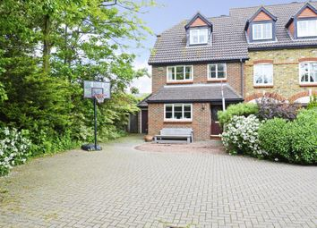 Thumbnail 4 bed town house to rent in Virginia Place, Cobham