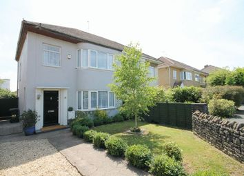 Thumbnail 3 bedroom semi-detached house for sale in Smithcourt Drive, Little Stoke, Bristol