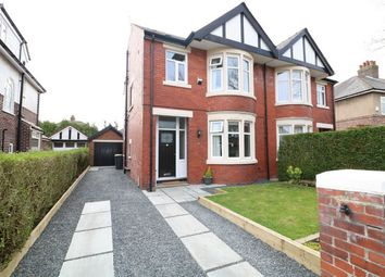 Thumbnail 4 bed semi-detached house for sale in Kings Drive, Fulwood, Preston, Lancashire