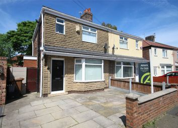 Thumbnail 3 bed semi-detached house for sale in Kenwright Crescent, St. Helens