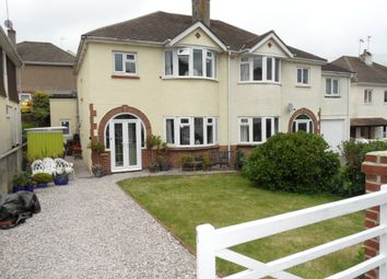Thumbnail 3 bed semi-detached house for sale in All Hallows Road, Preston, Paignton